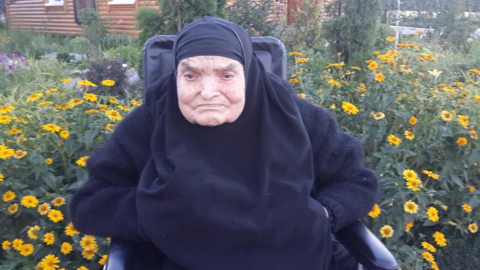 У монастирі померла найстарішаукраїнка / фото facebook.com/Роман Лілея