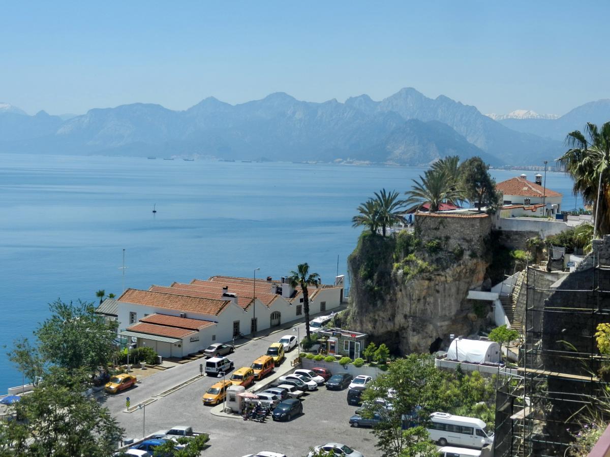 В Турции произошло землетрясение \ Wikimedia Commons