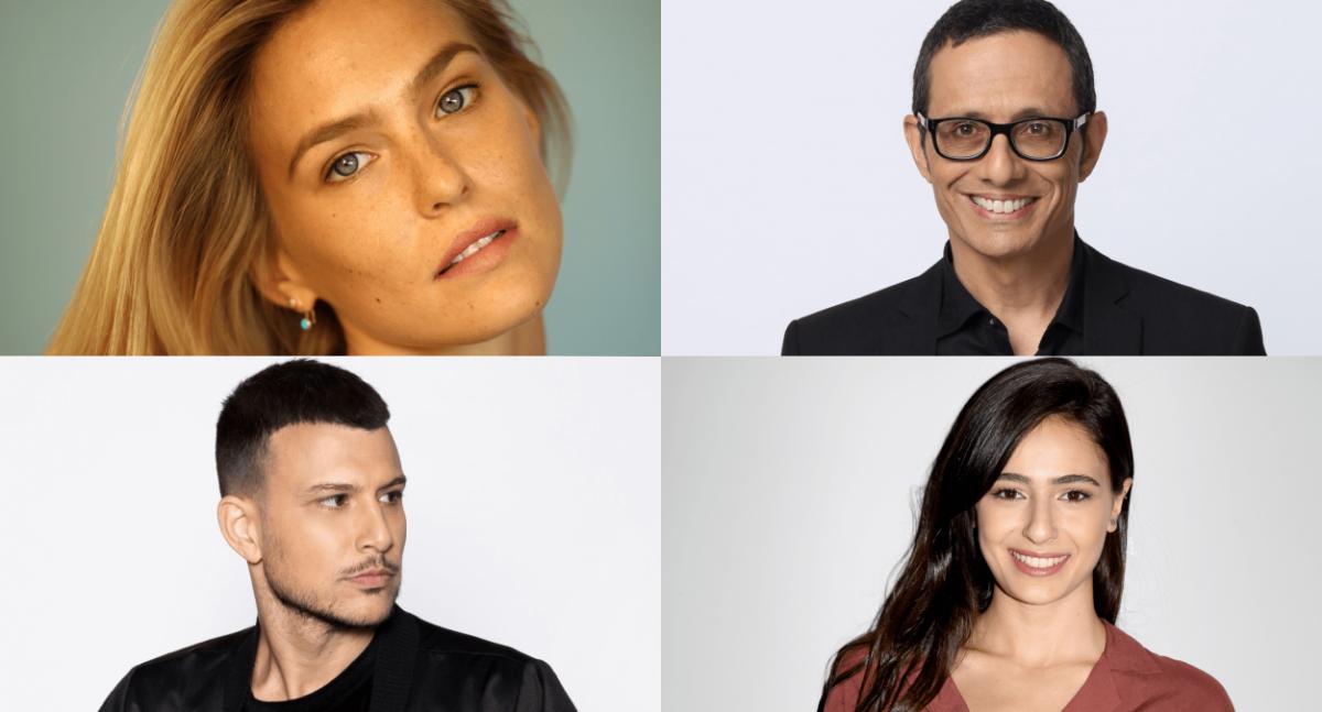 Ведущие Евровидения 2019 вИзраиле