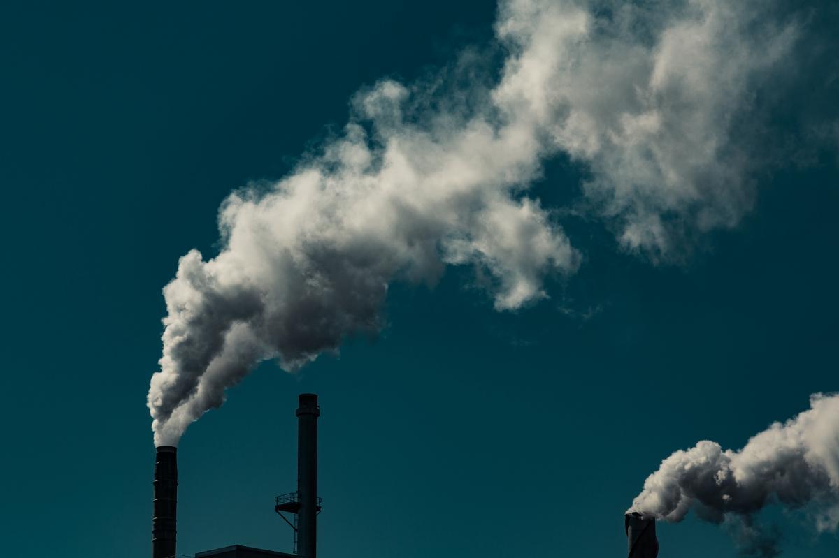 Загрязнение атмосферы в 2019 году будет рекордным / Flickr/Tony Webster