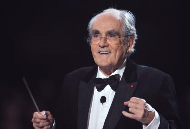 Мишель Легран умер во Франции в возрасте 86 лет / фото jazz.lyon-entreprises.com
