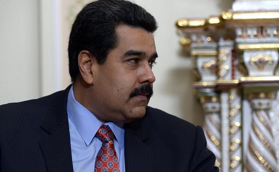 Лавров заявил, что РФ поддержит Мадуро / фото Kremlin.ru