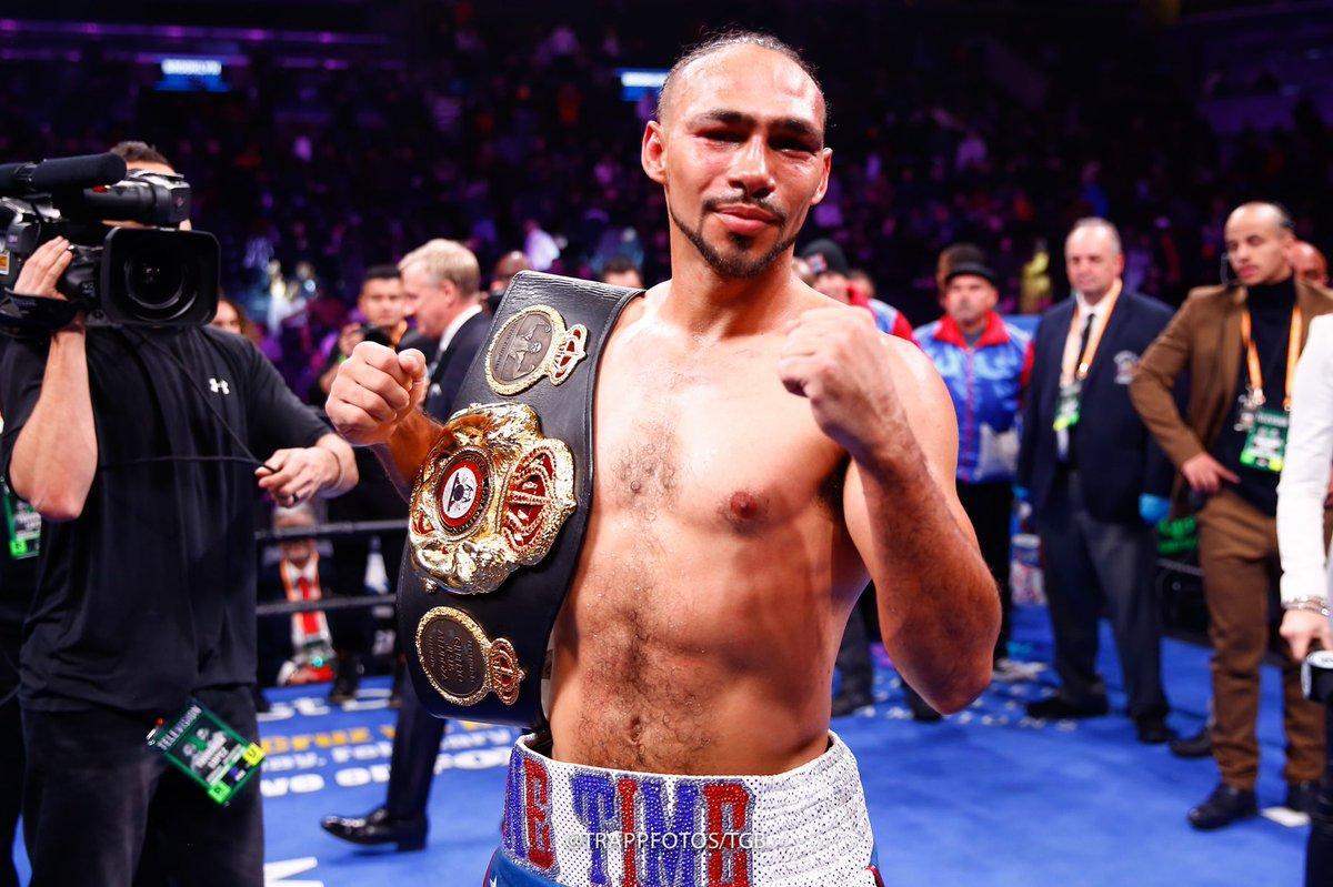 Турман отстоял титул чемпиона мира по боксу / fightbookmma.com