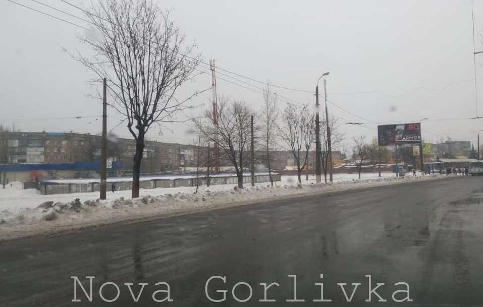 Обнародованы новые фото оккупированной Горловки / фото Nova Gorlivka, Facebook