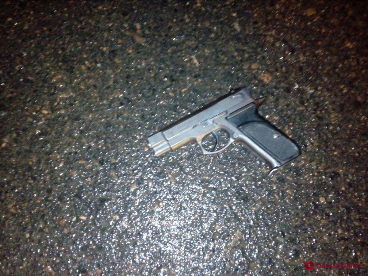 Стрельба произошла вечером на Академика Заболотного / Odessa.online