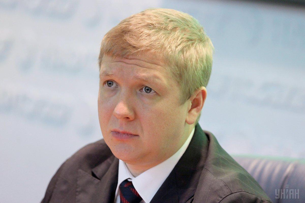 "Глава ""Нафтогаза"" Коболев настроен оптимистично / фото УНИАН"
