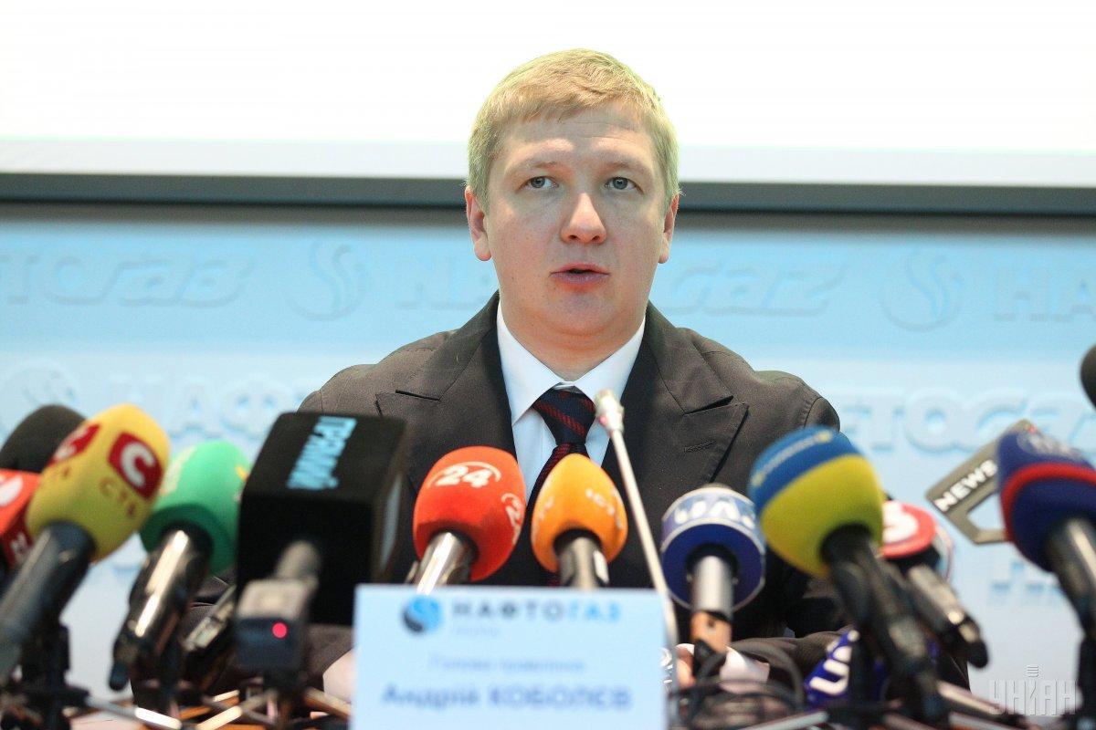 Коболєв: Прибираючи транзит газу Росія відкриває собі шлях для повноцінної агресії / фото УНІАН