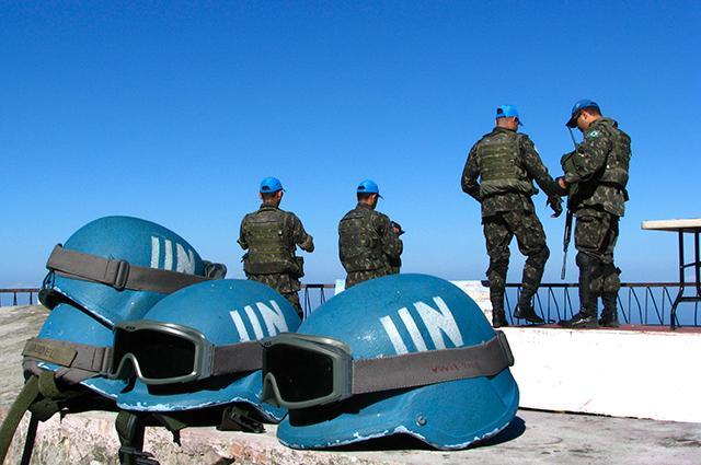 День миротворцев ООН / фото globallookpress.com