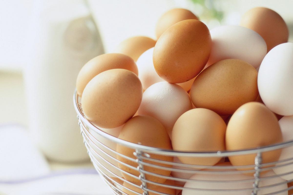 На Тернопільщині подешевшали яйця / фото blog.viva.org.pl