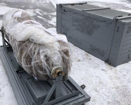 Двигатели были переданы для реализации коммерческой структуре / фото facebook.com/SecurSerUkraine