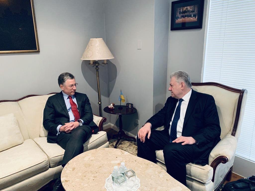 Встреча состоялась в Нью-Йорке / Фото: ukraineun.org
