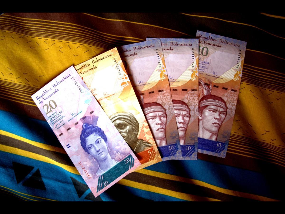Контроль госфинансов позволит прекратить грабеж страны / flickr.com/Jorge Andrés Paparoni Bruzual