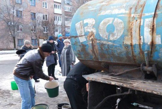 Подачу воды в часть Бердянска остановили 27 января / Actual Today