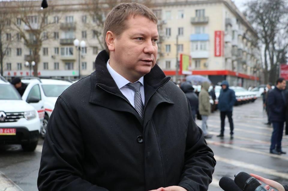 Кабмін підтримав відставку голови Херсонської ОДА Андрія Гордєєва / facebook.com/andriy.gordeev/