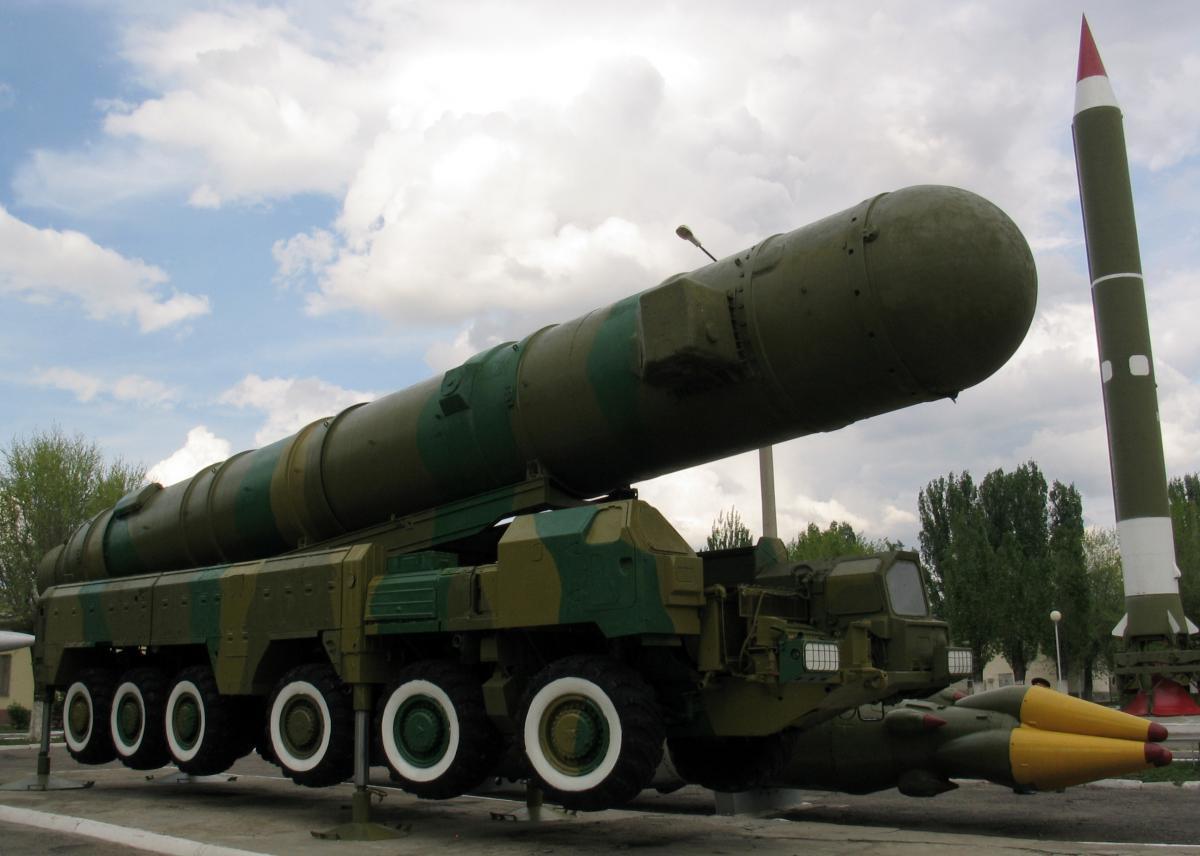 Гонка вооружений с Россией уже началась / фото Википедия