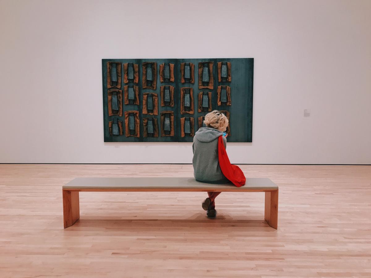 Музеи современного искусства привлекают туристов по всему миру / Фото unsplash.com
