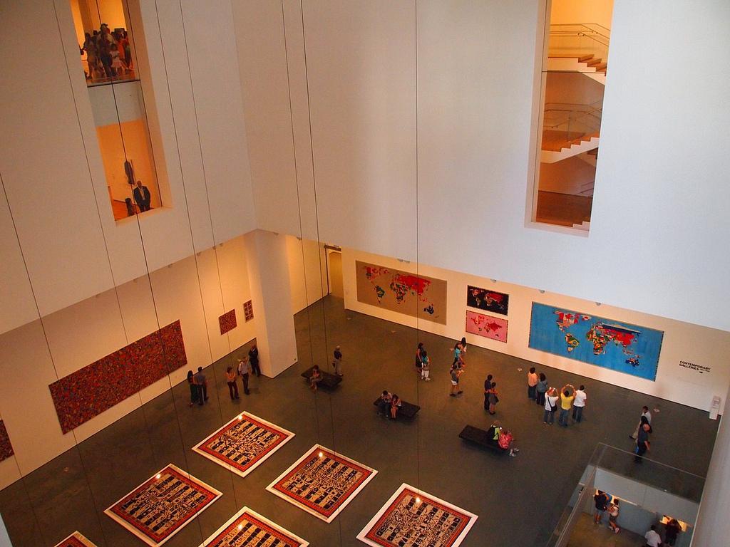 Один из залов MoMA, Нью-Йорк / Фото google.com