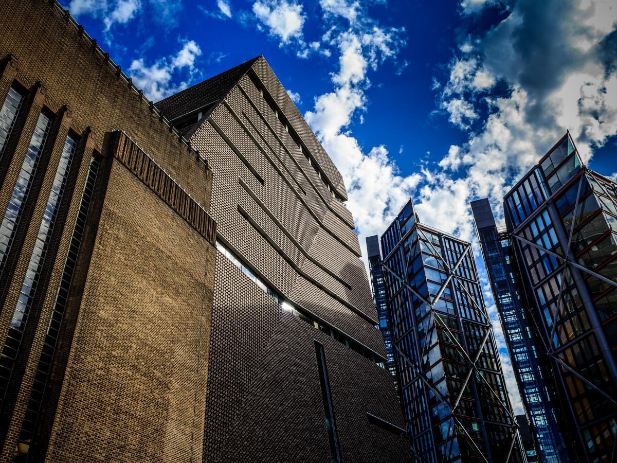 Новый дизайн музея Tate Modern, Лондон / Фото flickr.com