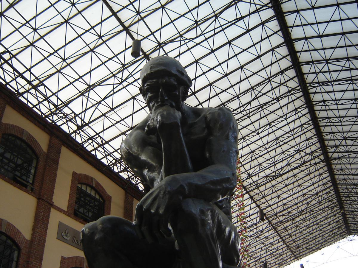 Экспозиция музея Соумайя / Фото flickr.com