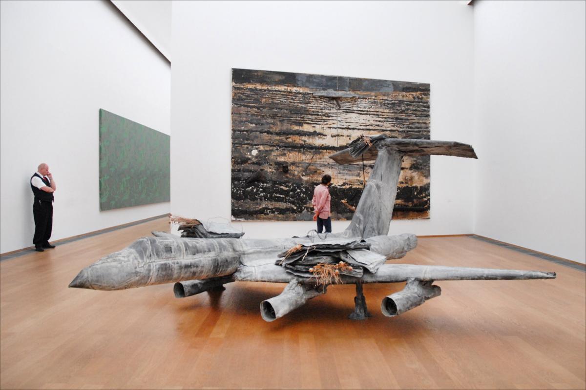 Выставки в Музее современности в Берлине / Фото flickr.com