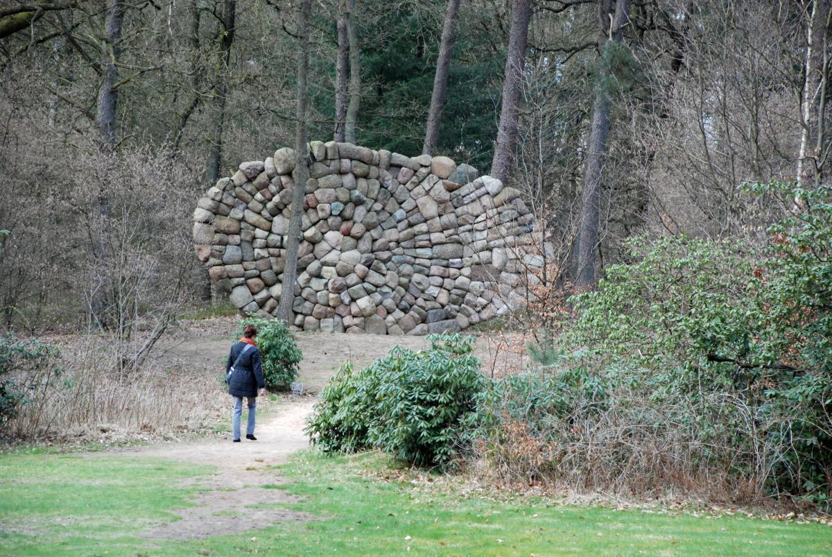 Парк-музей Крёллер-Мюллер / Фото flickr.com