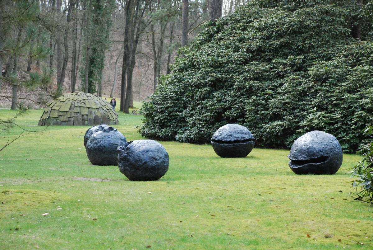 Экспонаты под открытым небом / Фото flickr.com