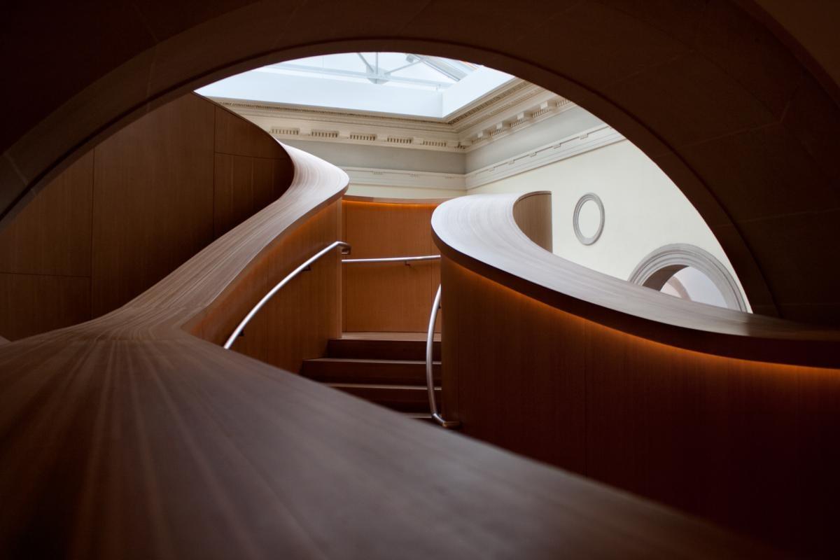 «Лестница чудес», музей Онтарио / Фото flickr.com