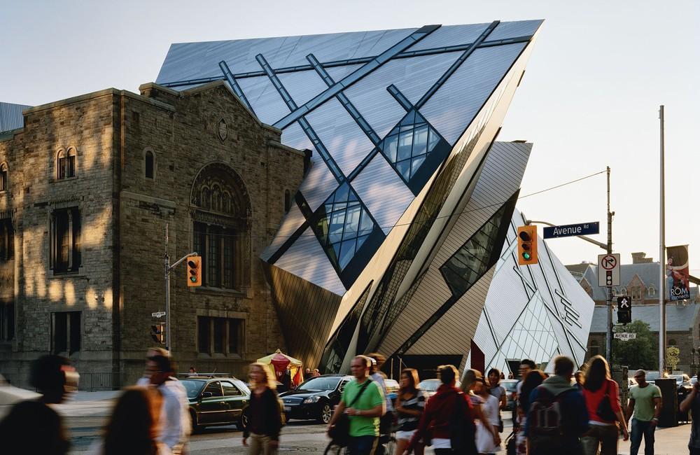 Музей современного искусства в Торонто / Фото flickr.com