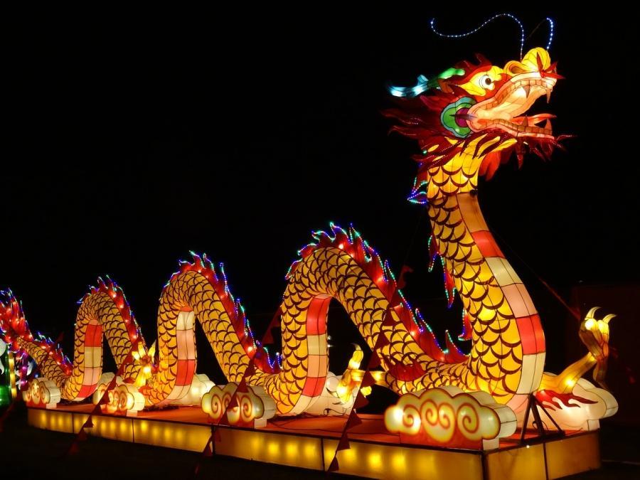 Китайский Новый годотмечают вот уже более 4000 лет / Vedmochka.net