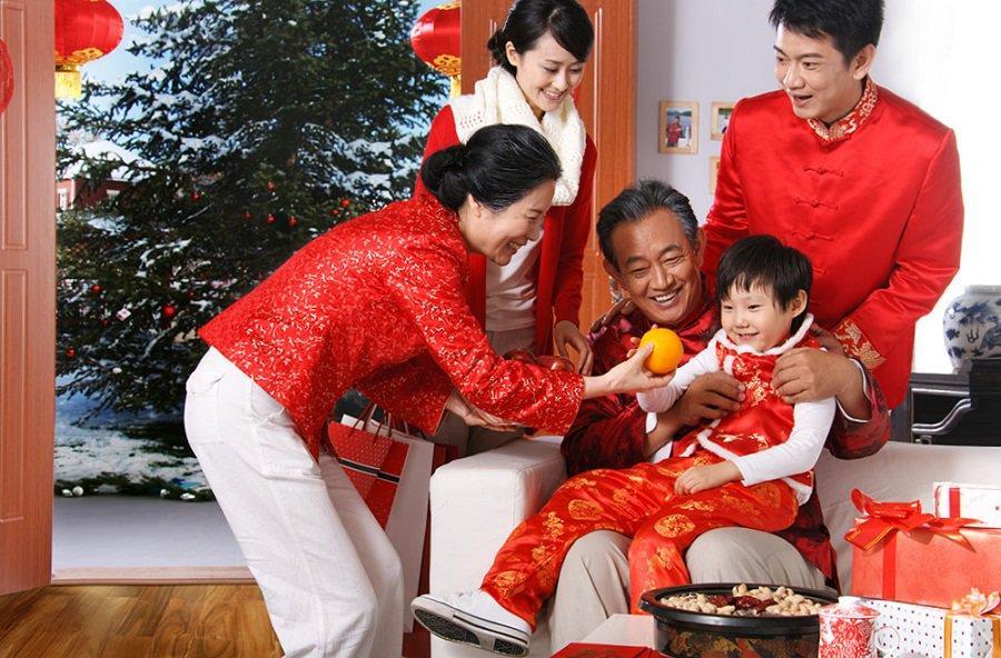 Позднее Китайский Новый год стал Праздником Весны / Vedmochka.net