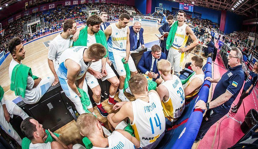 Сборная Украины по баскетболу сыграет решающий матч отбора к ЧМ-2019 против Черногории / fbu.ua