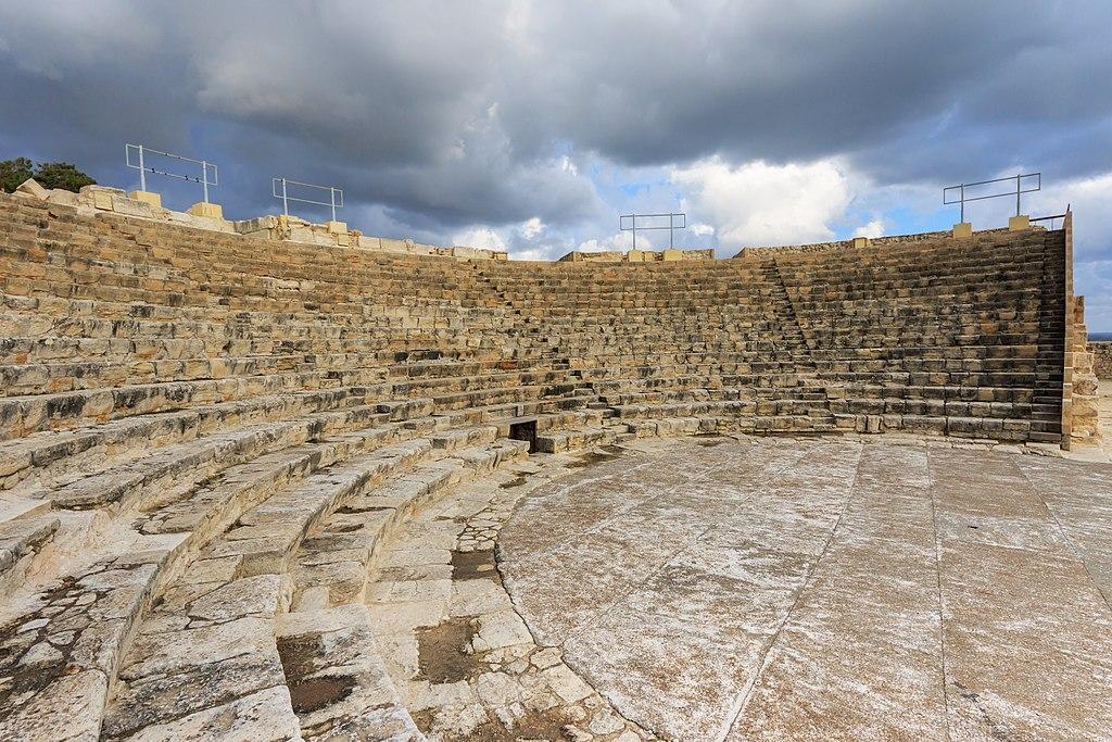 Древний Театр Куриона / фото Александр Савин, wikimedia.org
