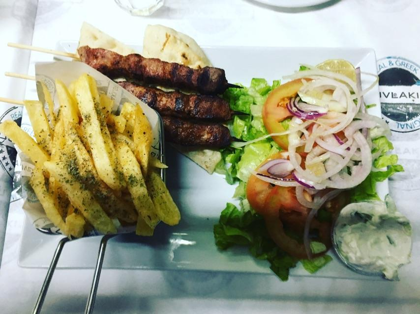 Такая щедрая порция стоит всего 7 евро / фото instagram.com/lifeincheckin