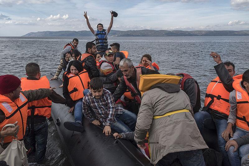 20 июня - Всемирный день беженцев / Wikimedia Commons