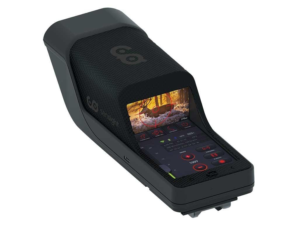 Прицел SSR400 оснащен двумя камерами в передней части / фото sensight.com