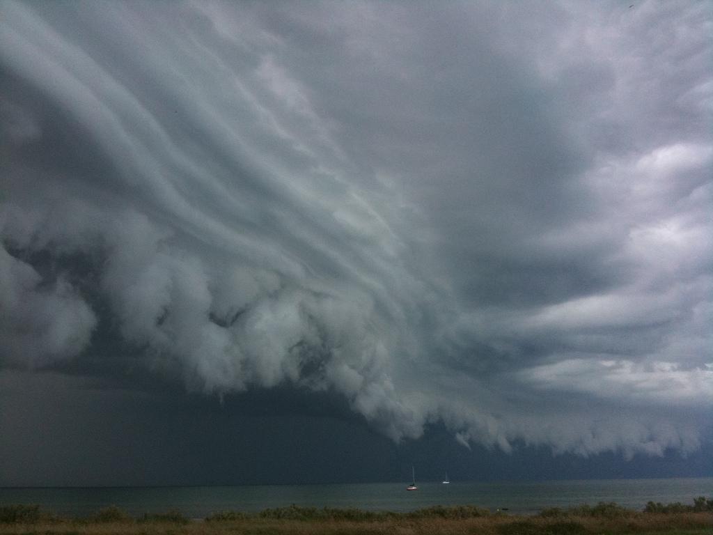 Частота экстремальных штормов может увеличится на целых 60 процентов / фото flickr.com/photos/mrpbps