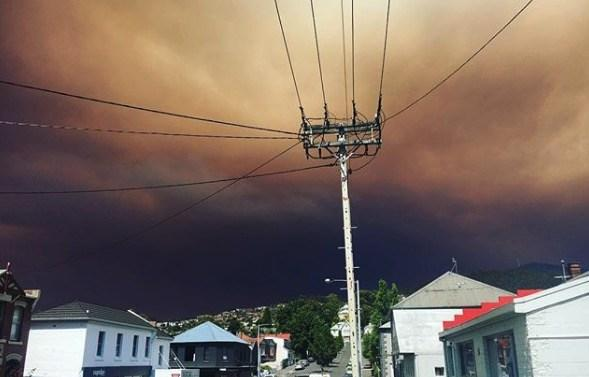 Австралію накрила рекордна спека / wildfiretoday.com,Olivia Hicks