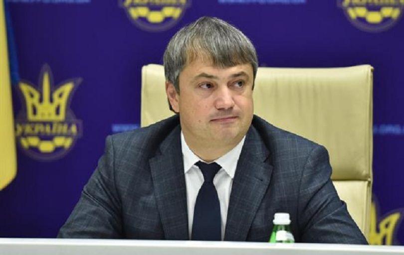 Первый вице-президент Федерации футбола Украины Вадим Костюченко / Фото: football.ua