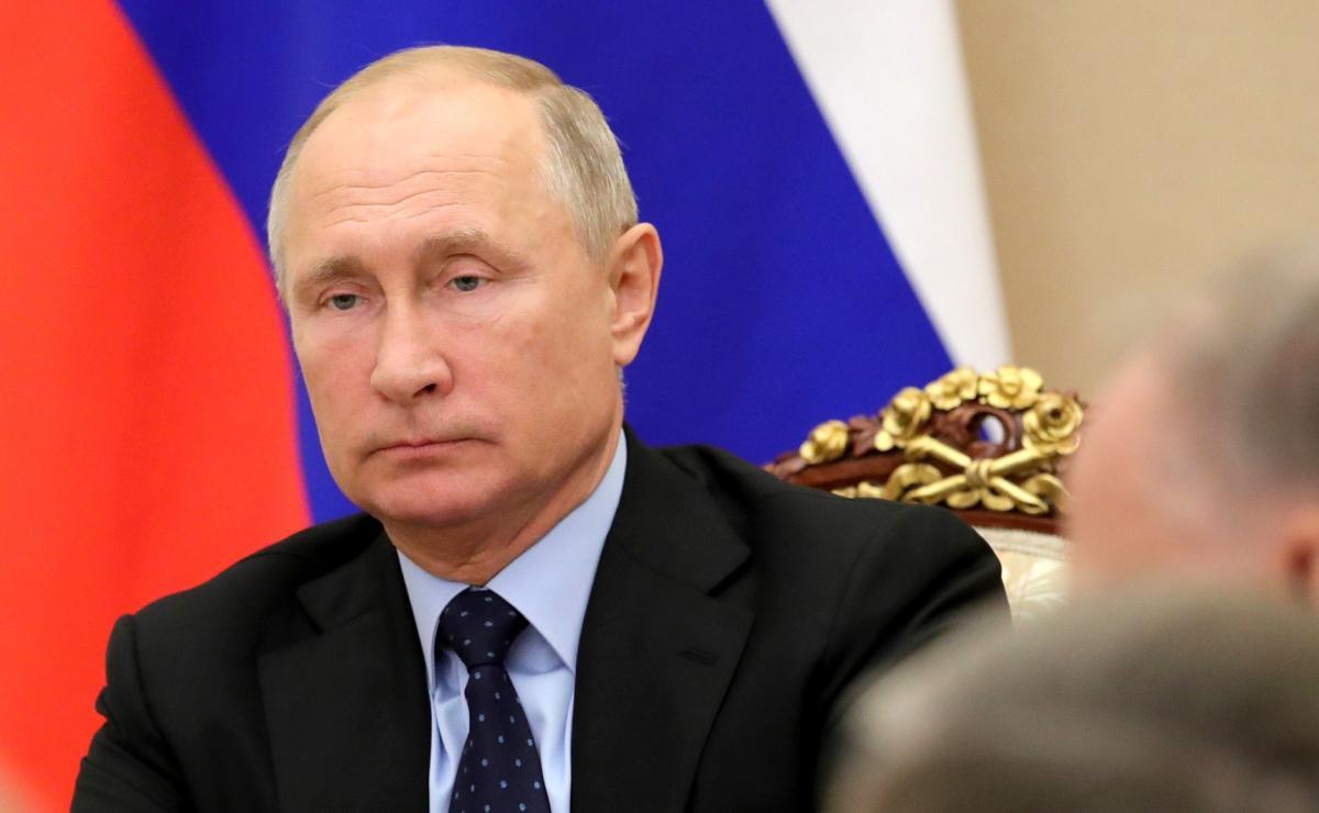 При этом в Кремле российскую оккупацию Донбасса назвали «внутриукраинским конфликтом» \ kremlin.ru