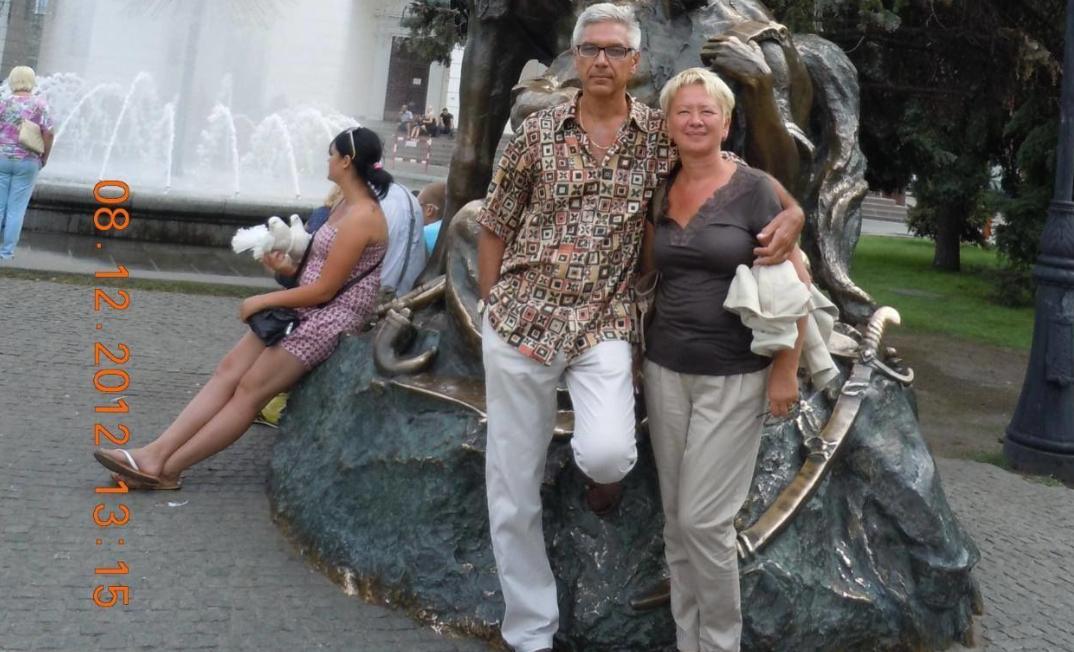 Беловы жили в Одессе. Соседи говорят, что это было богатое и дружелюбное семейство\ соцсети