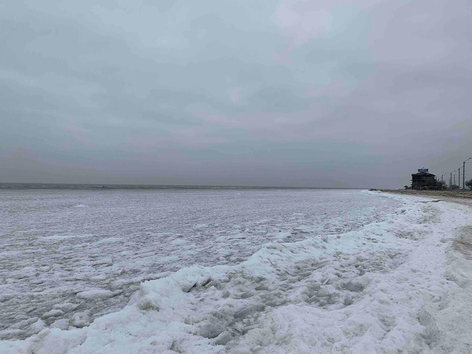 """Идея наблюдения в Азовском море вызывает определенные споры"""" / фото facebook.com/ULEADwithEurope"""