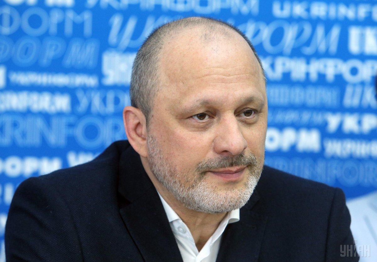 Аласанию уволили с поста главы общественного вещания \ УНИАН