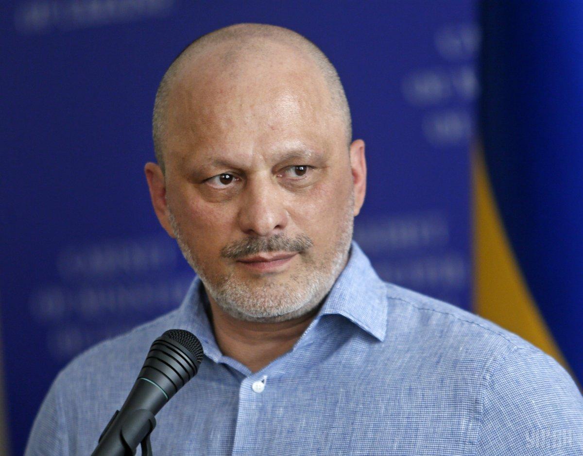 Голова правління НСТУ Зунраб Аласанія / фото УНІАН
