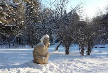 В Україні сьогодні буде морозна погода, місцями пройде сніг з дощем (карта)