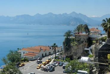 Біля берегів Анталії стався землетрус (відео)