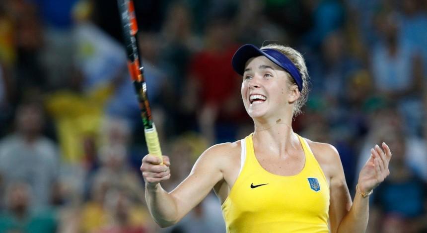 Свитолина уверенно вышла во второй круг Открытого чемпионата Австралии по теннису
