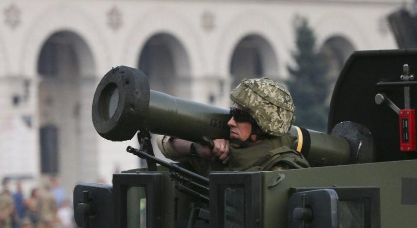 ЗСУ ще жодного разу не застосовували Javelin на фронті - Порошенко