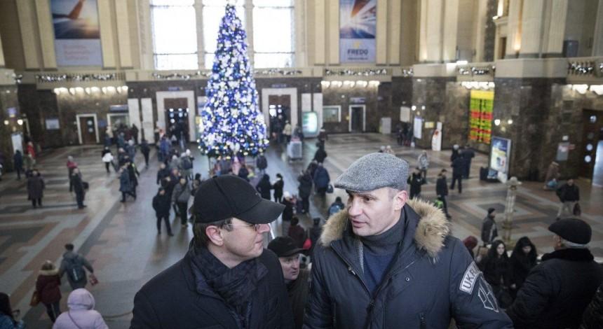 Залізничний вокзал Києва хочуть передати в концесію