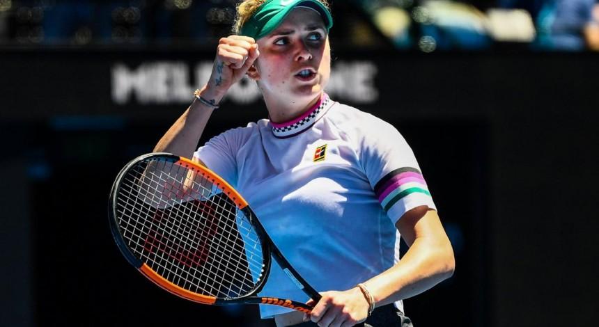 Світоліна у важкому матчі вирвала перемогу у китаянки Шуай і вийшла до четвертого кола Australian Open