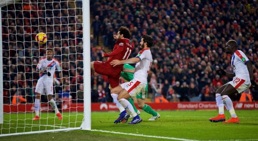 Ліверпуль пропустив три голи від Крістал Пелас, але зумів виграти у драматичному матчі АПЛ